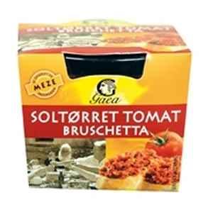 Prøv også Gaea Soltørket tomat tapenade.