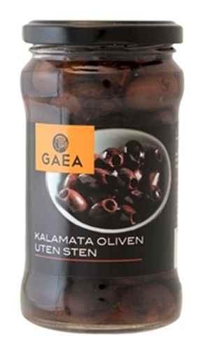 Prøv også Gaea Kalamata Oliven uten sten.