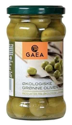 Prøv også Gaea Økologisk Grønne Oliven.