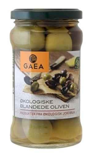 Prøv også Gaea Økologisk Blandede oliven.