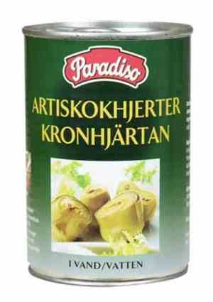 Prøv også Paradiso Artisjokkhjerter.