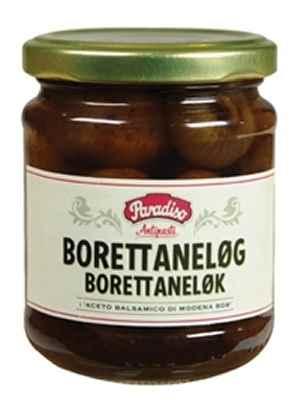 Prøv også Paradiso Borettaneløk.