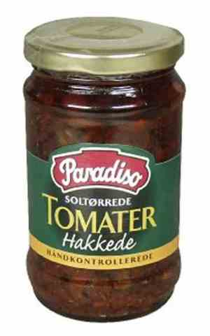 Prøv også Paradiso Hakkede Soltørkede Tomater.