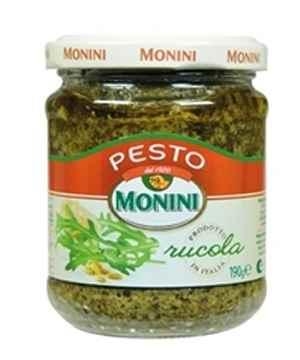 Prøv også Monini Pesto Ruccula.