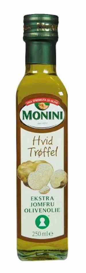 Prøv også Monini Olivenolje Hvit trøffel.