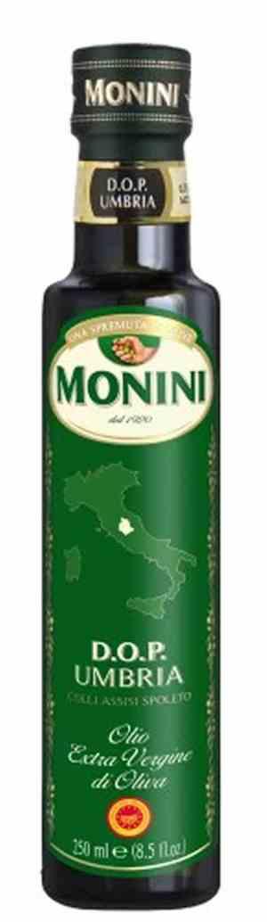 Prøv også Monini Olivenolje Extra Virgin DOP Umbria.