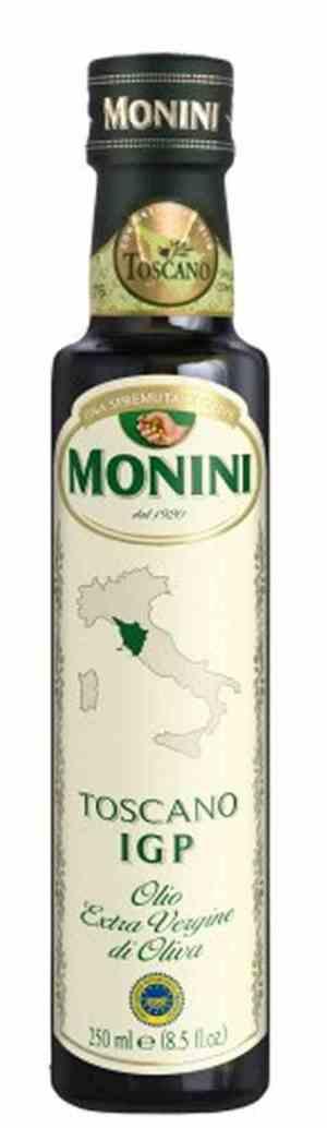 Prøv også Monini Olivenolje Extra Virgin I.G.P Toscano.