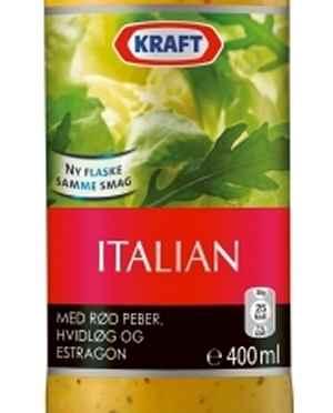 Bilde av Kraft Classic Italian Dressing.