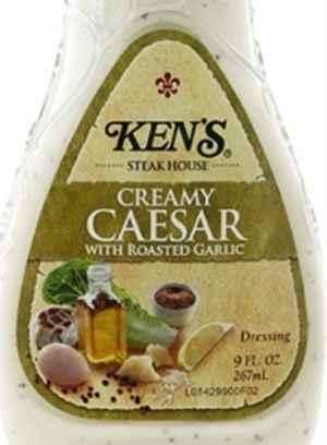 Bilde av Kens Creamy Caesar Dressing.