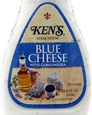 Bilde av Kens Blue Cheese Dressing.