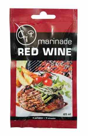 Prøv også Caj P. Marinade Rødvin.