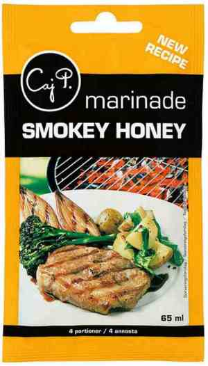 Prøv også Caj P. Marinade Smokey Honey.