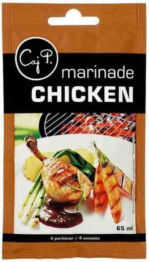 Prøv også Caj P. Marinade Kylling.