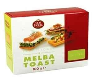 Prøv også Jos Poell Melba Toast.