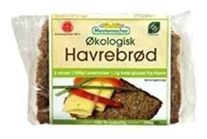 Prøv også Mestemacher Økologisk Havrebrød.