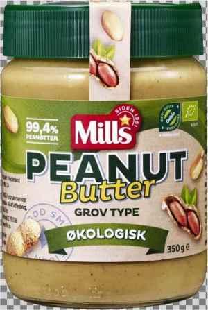 Prøv også Mills Økologisk Peanut Butter.