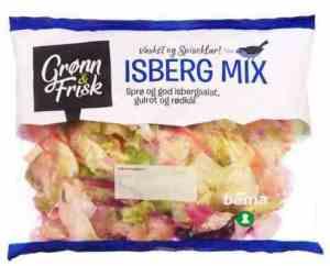 Prøv også Bama isbergmix.