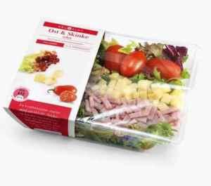 Prøv også Bama VelValgt ost og skinkesalat.