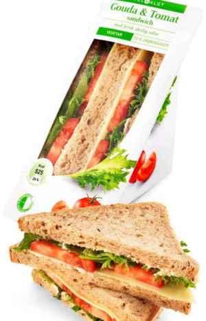 Prøv også Bama VelValgt sandwich med gouda og tomat.