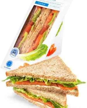 Prøv også Bama VelValgt sandwich med røkelaks og aioli.