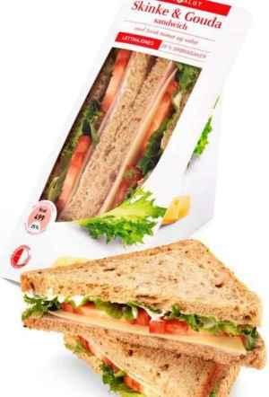 Prøv også Bama VelValgt sandwich med skinke og gouda.