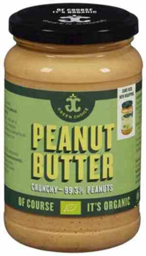 Prøv også Green Choice Økologisk Peanøttsmør Crunchy.