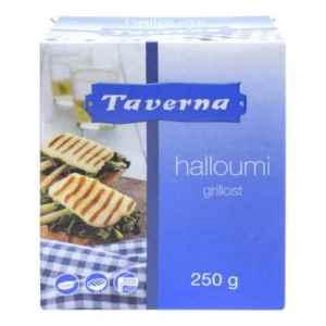 Prøv også Halloumi, ost.