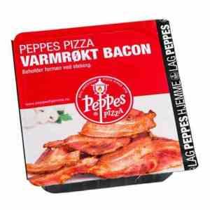 Prøv også Peppes Varmrøkt bacon.