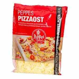 Prøv også Peppes pizzaost.