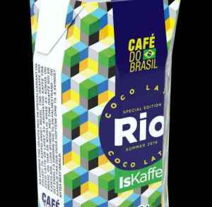 Prøv også Tine IsKaffe Rio CocoLatte.