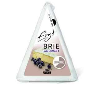 Prøv også Tine Fryd Brie Gourmet.