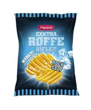 Prøv også Maarud Exxtra Røffe Rifler Rock Salt.