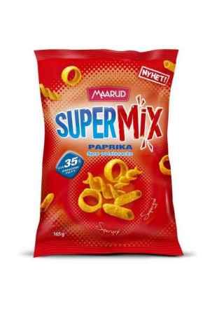 Prøv også Maarud Supermix paprika.