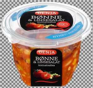 Prøv også Denja bønne og linsesalat tomat.