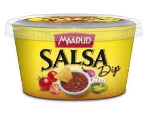 Prøv også Maarud salsa dip.