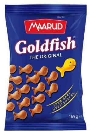 Prøv også Maarud goldfish.
