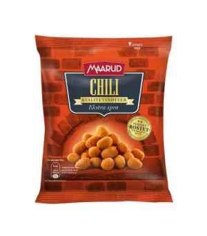 Prøv også Maarud chilinøtter ekstra sprø.