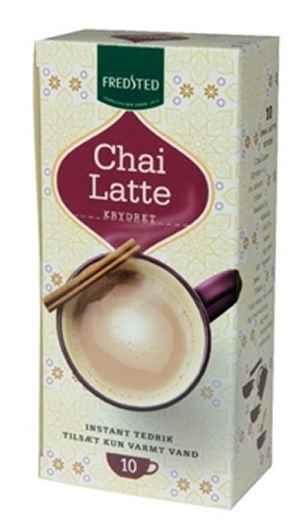Prøv også Fredsted Chai Latte Krydret.