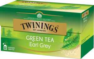 Prøv også Twinings Grønn Te earl grey.