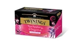 Bilde av Twinings Bringebær & Dragefrukt te.