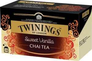 Prøv også Twinings Sweet Vanilla Chai.