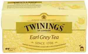 Prøv også Twinings Earl grey.