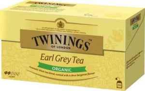 Prøv også Twinings Økologisk Earl Grey te.
