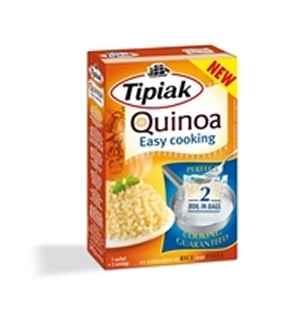 Prøv også Tipiak Quinoa Boil in bag.