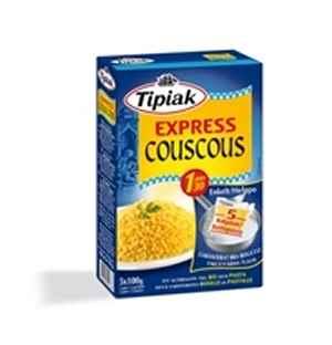 Bilde av Tipiak Couscous Express-perler.