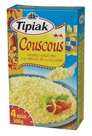 Prøv også Tipiak Couscous.