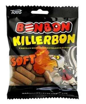 Prøv også Bonbon Killerbon.