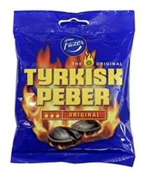 Bilde av Tyrkisk Peber.