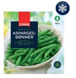 Prøv også Eldorado aspargesbønner.
