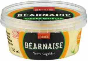 Prøv også Eldorado bearnaise.